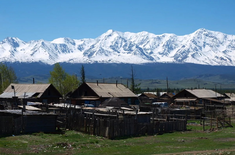 Сельская ипотека Республика Алтай